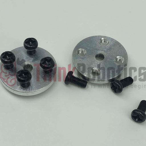 25T Metal Servo Disc - ThinkRobotics.in