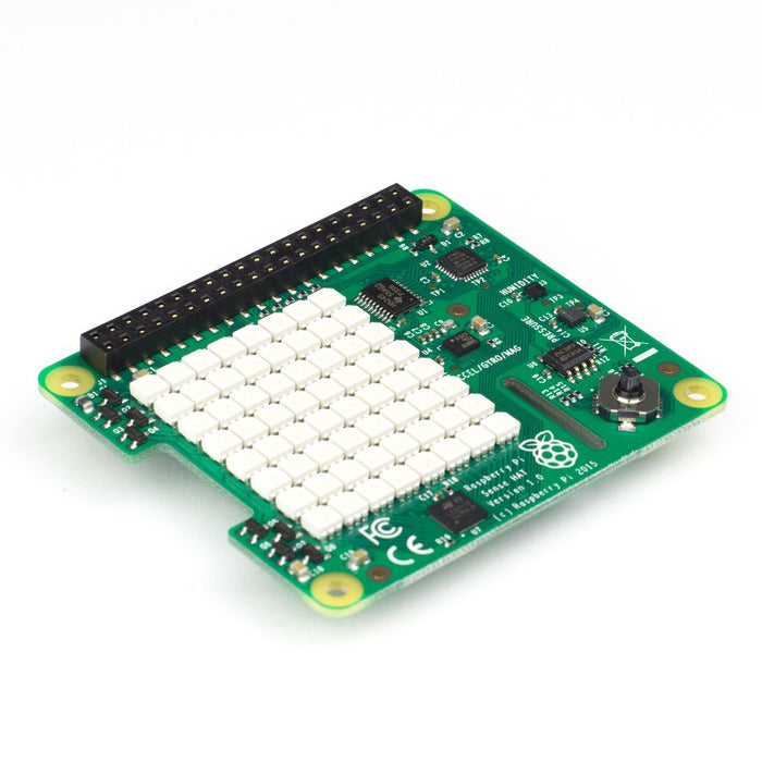 Raspberry Pi SenseHat - ThinkRobotics.in