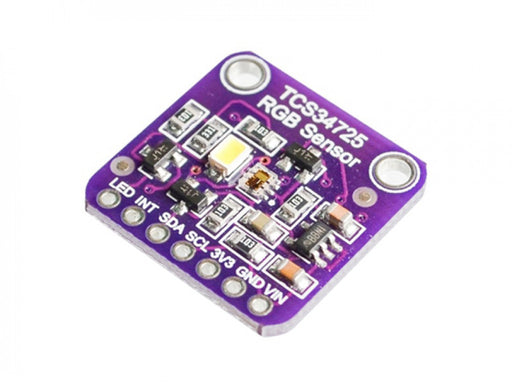 TCS34725 Color Sensor - ThinkRobotics.in