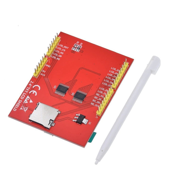 "2.4"" TFT Arduino Touch Display Shield"