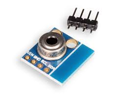 MLX90614n Non-contact Infrared Temperature Sensor - ThinkRobotics.in