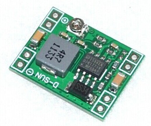 XM1584 Ultra-Small Size DC-DC Step Down Power Supply Module - ThinkRobotics.in