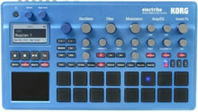 Load image into Gallery viewer, Korg Electribe - Metallic Blue