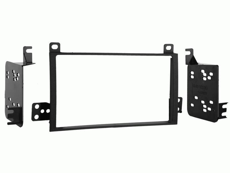 Metra 95-5810 Double DIN Dash Kit for Select 2003-2011 Lincoln Towncar models