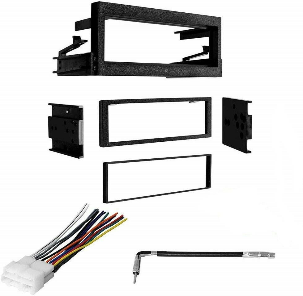 1995-2005 Radio/Stereo Install Dash Kit for Select Chevrolet/Chevy/GMC Trucks