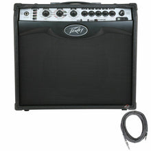 "Load image into Gallery viewer, Peavey VYPYR VIP 2 Modeling 40W Guitar Bass Acoustic 1x12"" Combo Amp + Cable"