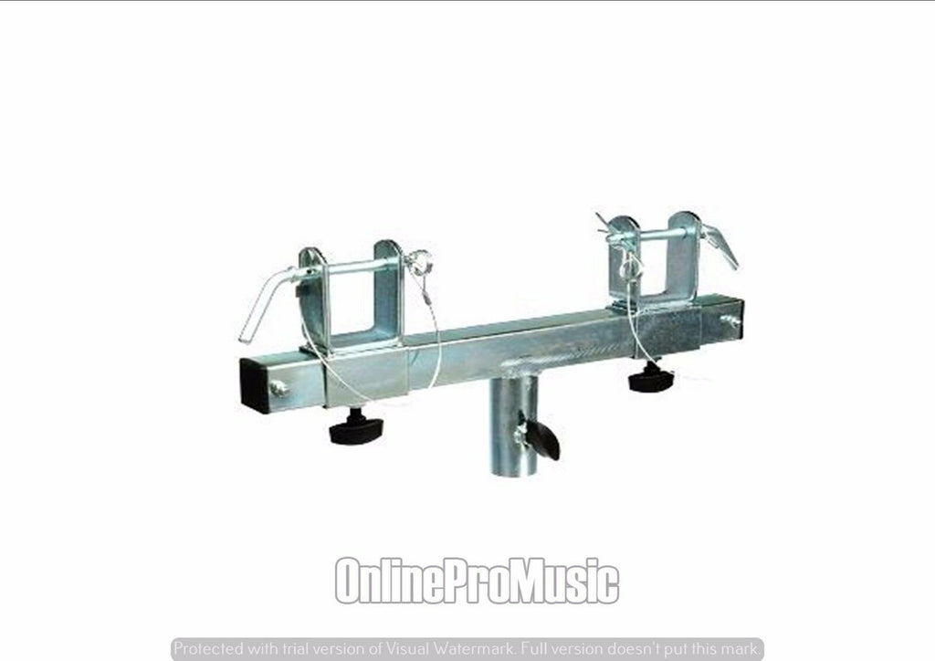 MR Truss Universal Support BAR for Truss Stand Chrome