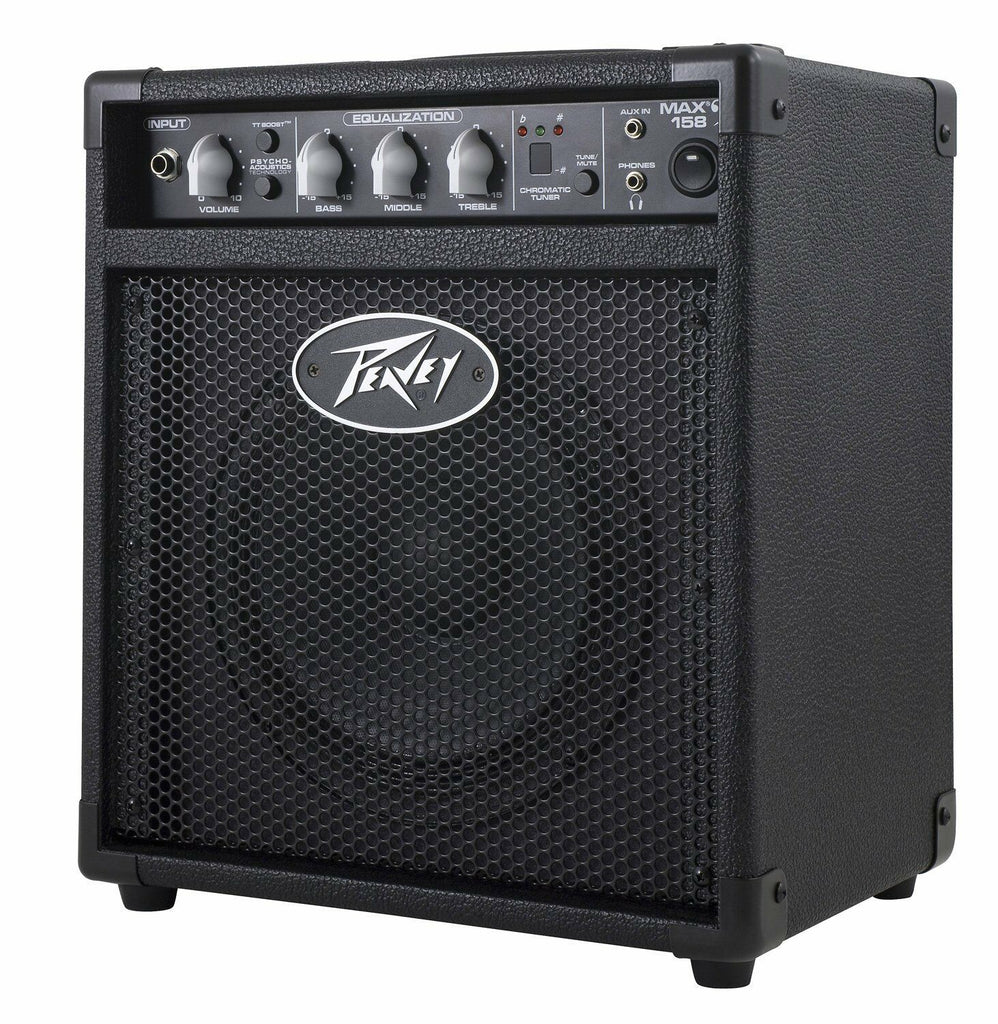 Peavey Max 158 15W Bass Amplifier