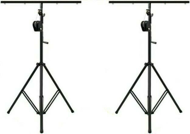 Crank Up Truss Lighting Stands - Stage Light Mount Trussing Speaker System PA DJ