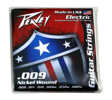 Load image into Gallery viewer, Peavey Electric Guitar Strings NW BAL 9S