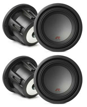 "Load image into Gallery viewer, 2 Alpine R-W12D4 Car Subwoofer<BR/>2250W Max, 750W RMS 12"" R-Series Dual 4-Ohm Car Subwoofer"