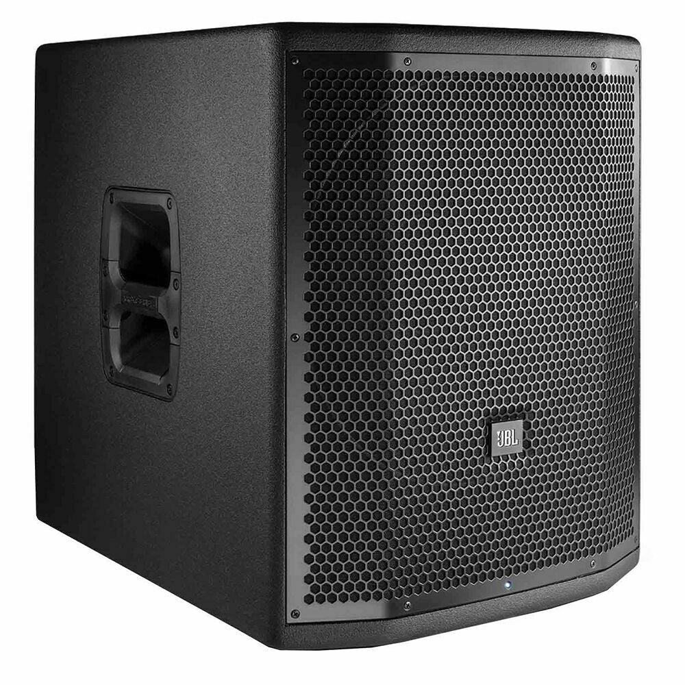 "JBL PRX815XLFW 15"" Self-Powered Low-Frequency Subwoofer Sub DJ Speaker System"