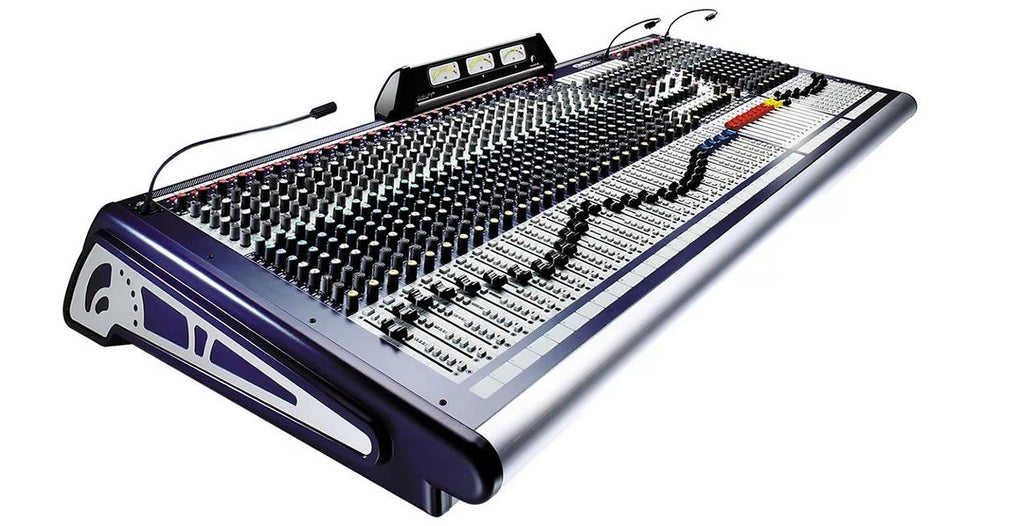 Soundcraft GB4 32 Channel Recording Console