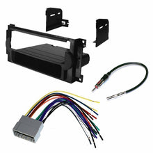 Load image into Gallery viewer, Absolute U.S.A Package<br>CHRYSLER 06-10 PT CRUISER CAR CD STEREO RECEIVER DASH INSTALL MOUNTING KIT