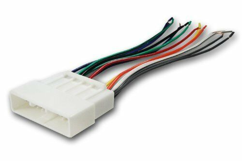 Absolute USA H804/1720 Radio Wiring Harness