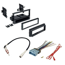 Load image into Gallery viewer, CHEVROLET 2000 - 2005 MONTE CARLO CAR STEREO CD PLAYER DASH INSTALL MOUNTING KIT WIRE HARNESS RADIO ANTENNA