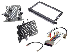 Load image into Gallery viewer, Car Radio Stereo CD Player Dash Install Mounting Trim Bezel Panel Kit + Harness -51