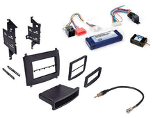 Load image into Gallery viewer, Car Radio Stereo CD Player Dash Install Mounting Trim Bezel Panel Kit + Harness -43