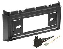 Load image into Gallery viewer, Car Radio Stereo CD Player Dash Install Mounting Trim Bezel Panel Kit + Harness -49