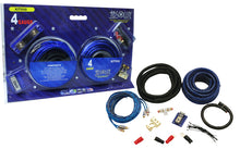 Load image into Gallery viewer, Absolute KIT-950 Complete 3000W 4 Gauge Amplifier Install Kit