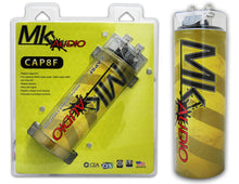 Load image into Gallery viewer, MK AUDIO CAP8F 8 FARAD POWER CAR CAPACITOR FOR ENERGY STORAGE TO ENHANCE BASS DEMAND FROM AUDIO SYSTEM