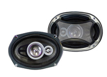 "Load image into Gallery viewer, Absolute USA PRO6993 Pro Series 6x9"" 3 Way full-range loudspeakers<br/> 6x9"" 3 Way full-range loudspeakers Car Speakers 600 Watts Max Power"