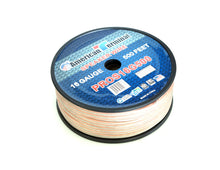 Load image into Gallery viewer, American Terminal PROS16G500 500 ft. of 16 Gauge Pro Series Clear Speaker Wire