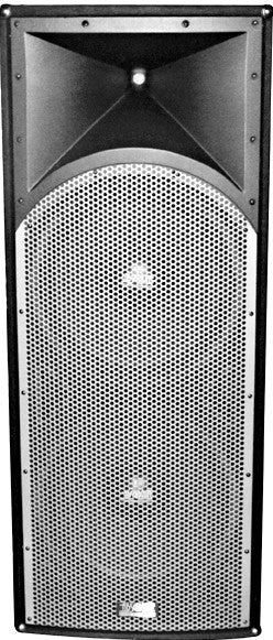 "Absolute PROS212 Dual 12"" 3-Way <br/>Professional Series 3000 Watts DJ PA PRO Audio Passive Speaker with Titanium Compression Driver for Live Sound, Karaoke, Bar, Church"
