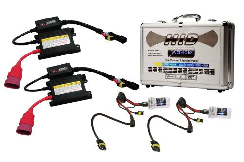 HID Digital H11-10000K Xenon High Intensity Discharge Conversion Kit with Digital Ballasts