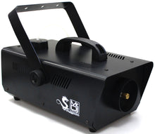 Load image into Gallery viewer, MR DJ DRAGON1200<BR/> 1200W fog smoke machine with wire & wireless remote & fog fluid, quick heat-up thick fog