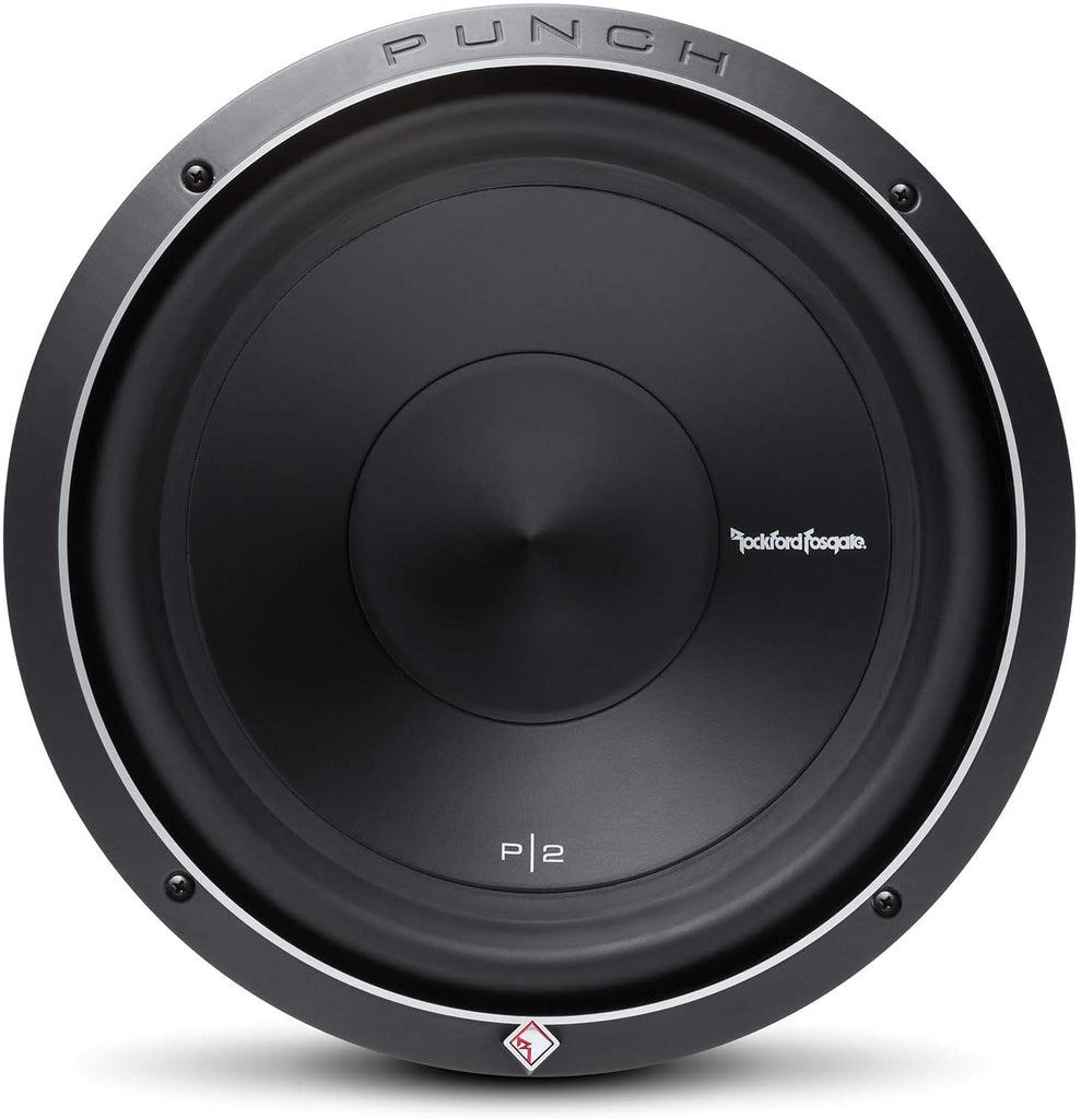 Rockford Fosgate Punch P2D4-12 <br/>Punch P2 DVC 4 Ohm 12-Inch 400 Watts RMS 800 Watts Peak