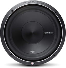 Load image into Gallery viewer, Rockford Fosgate Punch P2D4-12 <br/>Punch P2 DVC 4 Ohm 12-Inch 400 Watts RMS 800 Watts Peak