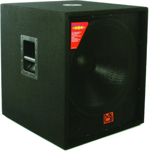 MR.DJ MON21SUB 21 IN 8000 WATTS PASSIVE SUBWOOFER