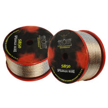 Load image into Gallery viewer, Absolute S850 50-Feet Spool of 8 Gauge Speaker Wire
