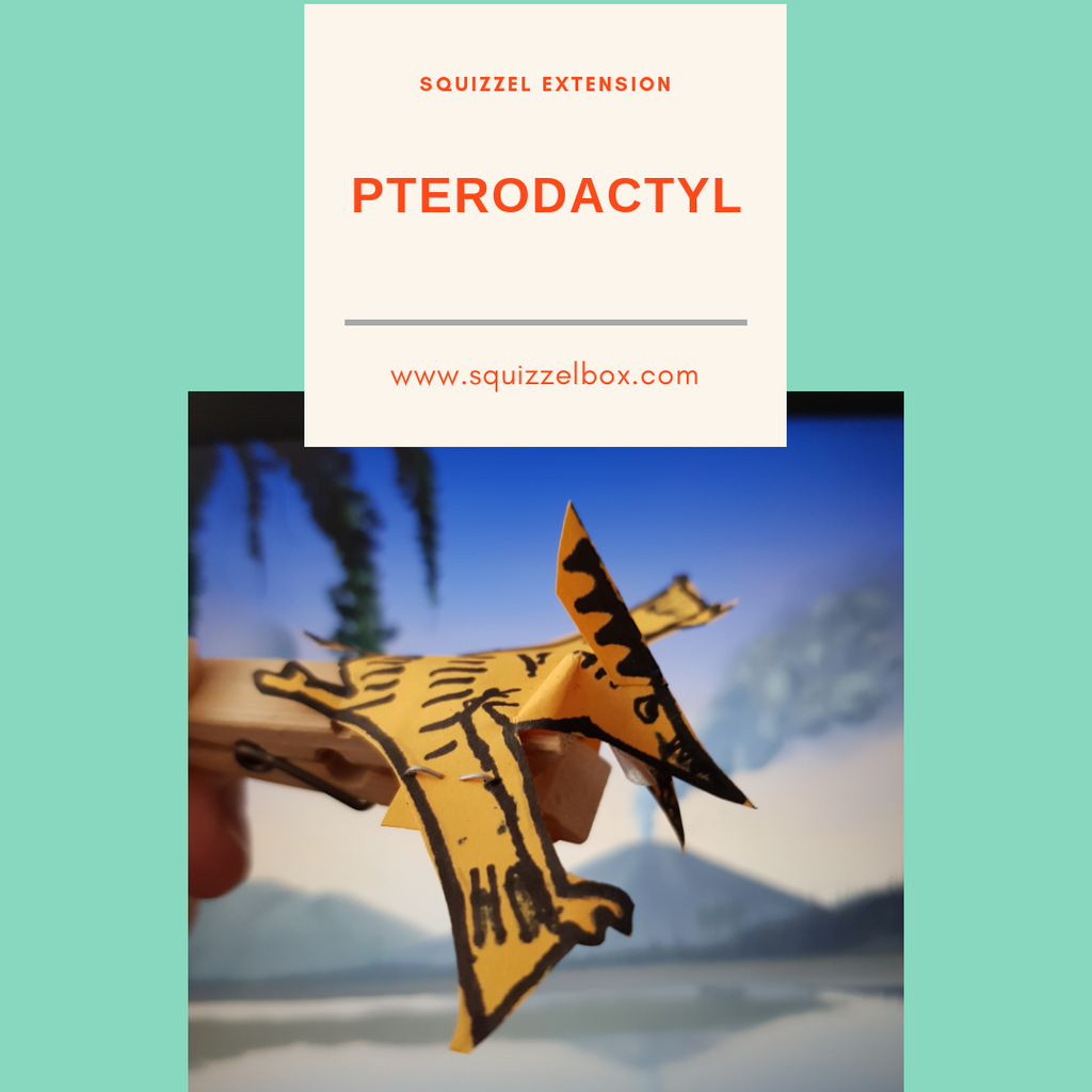 Make your own Pterodactyl