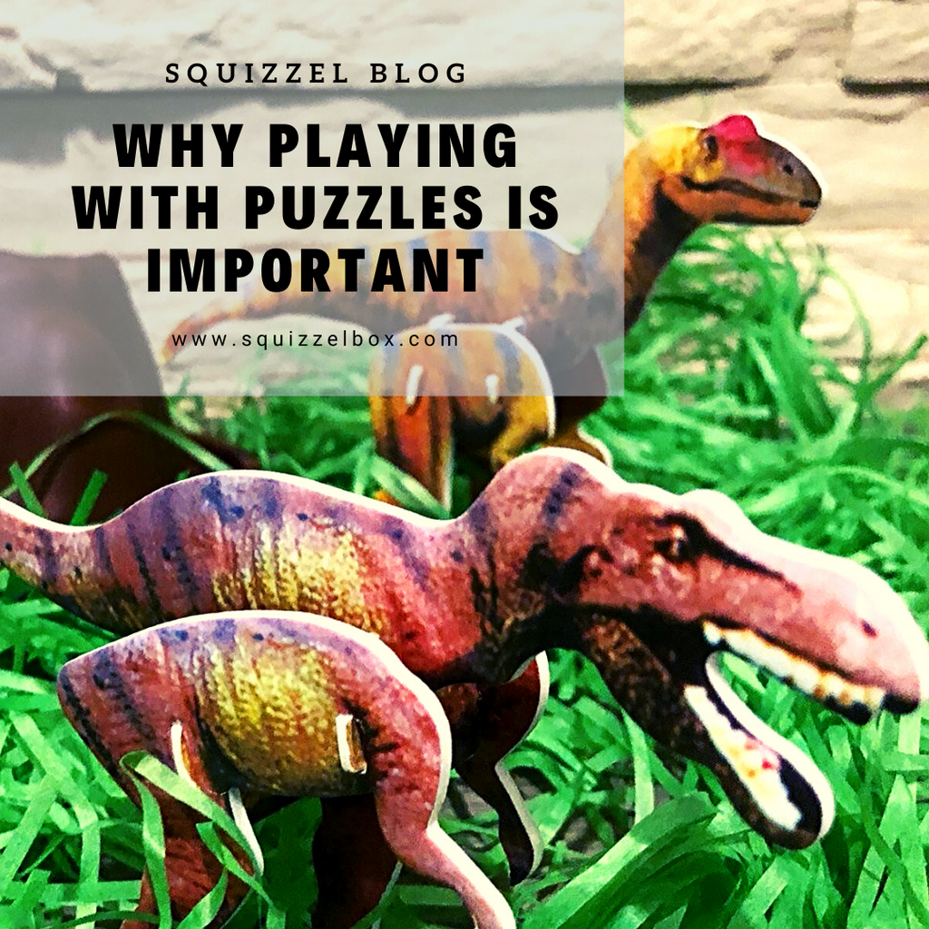 Why Playing With Puzzles is Important