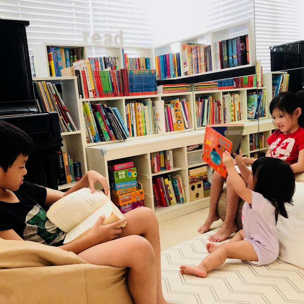 4 ways to create a conducive environment to cultivate the love of reading