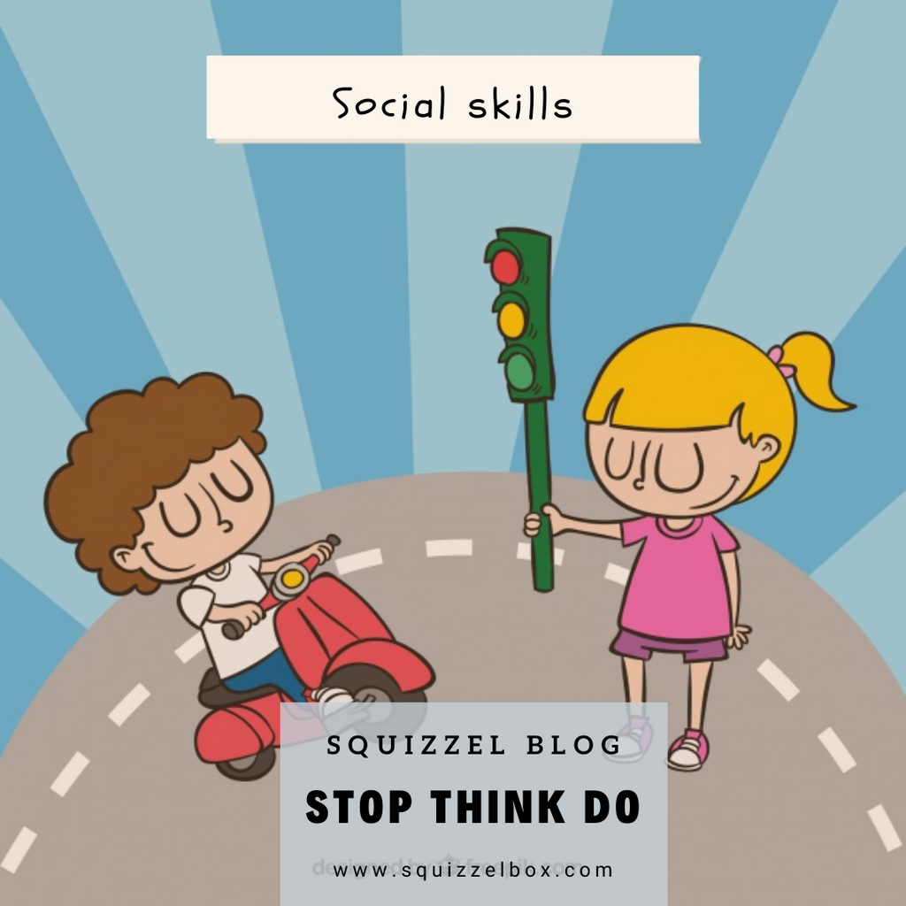 Social Skills and Self Regulation through Stop-Think-Do
