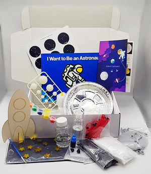 Space Exploration Box