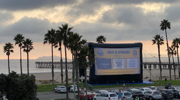 HPC SPONSORS THE PORT HUENEME MOVIES IN THE PARK