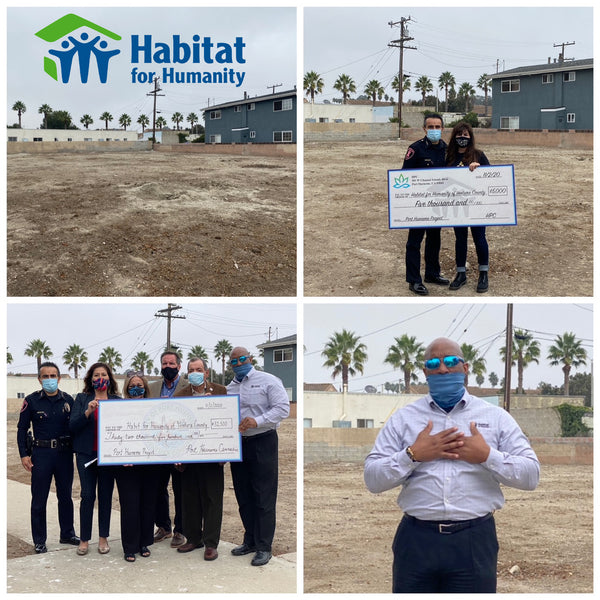 Port Hueneme Habitat for Humanity Project