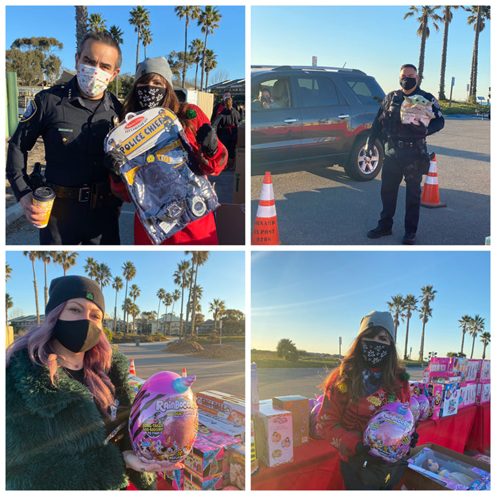 HPC Cops For Tots Toy Giveaway