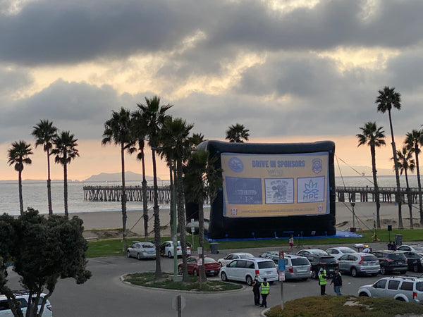 PORT HUENEME MOVIES IN THE PARK