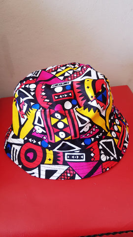 Kai Bucket Hats by Tribe Afrique