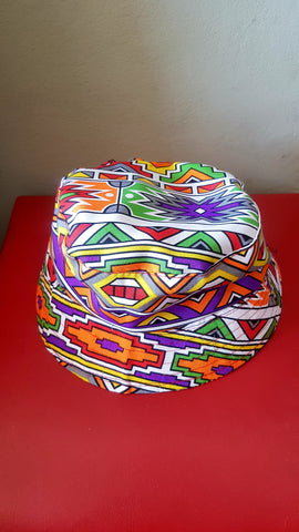 Saka saka Bucket Hats by Tribe Afrique