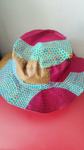 Lashibi   Bucket Hats by Tribe Afrique