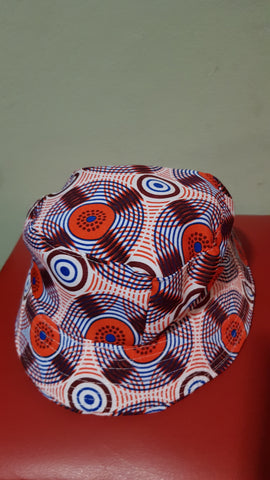 Klagon Msaki Bucket Hats by Tribe Afrique