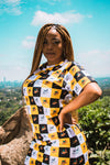 Woza  Unisex Long Shirt by Moonchild Sanelly X Tribe Afrique