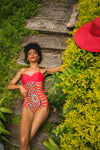Lethu Full 1-Piece Swimsuit Limited Edition