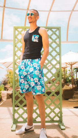 Mens beach Shorts - Enke